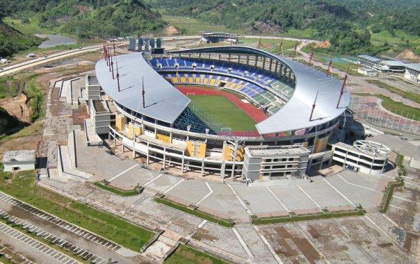5 Stadion Sepak Bola Termegah Indonesia Cepamagz Sumber Nusantara Blogspot