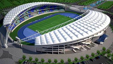 84 Stadion Indonesia Arek Malank Utama Palaran Kota Samarinda