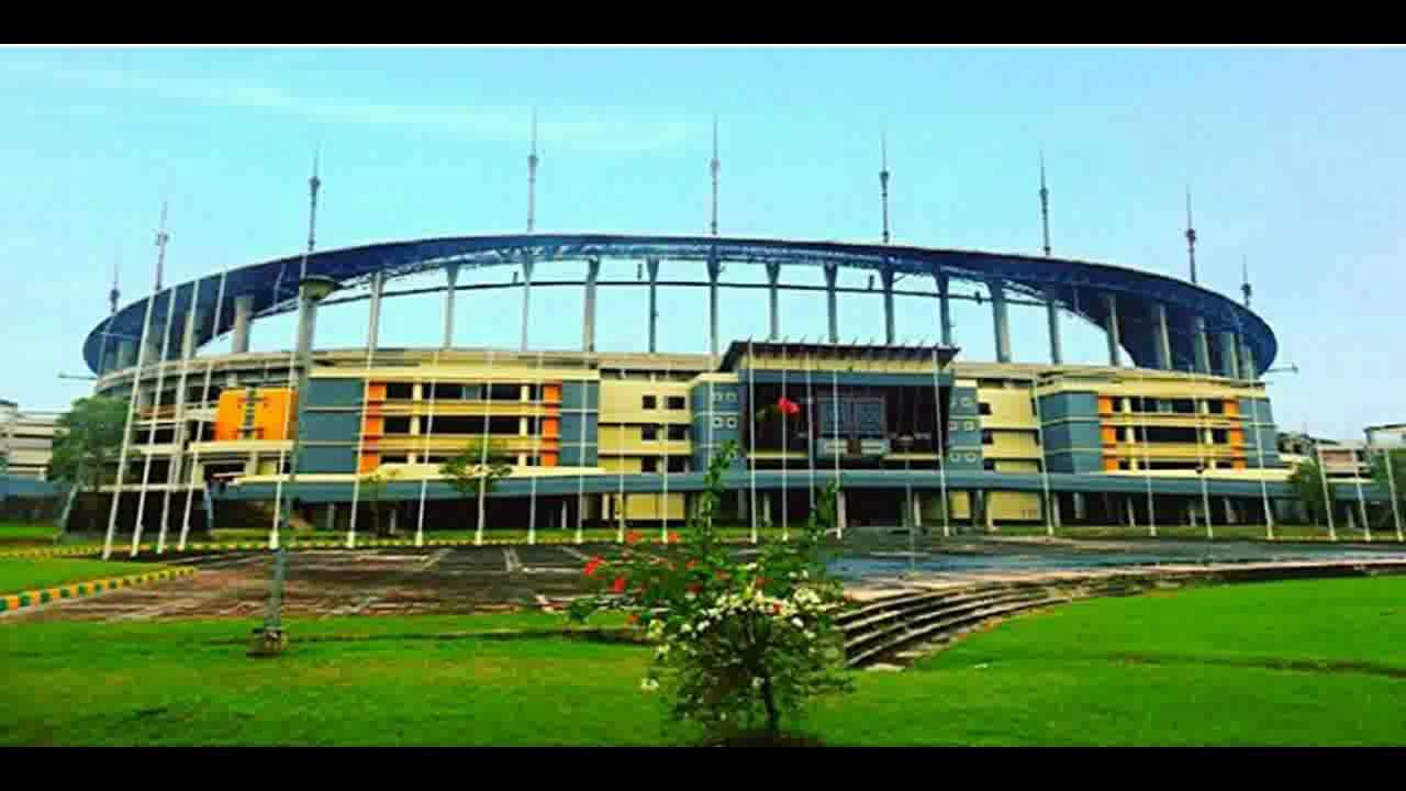 Beginilah Nasib Stadion Palaran Sungguh Menyedihkan Youtube Utama Kota Samarinda