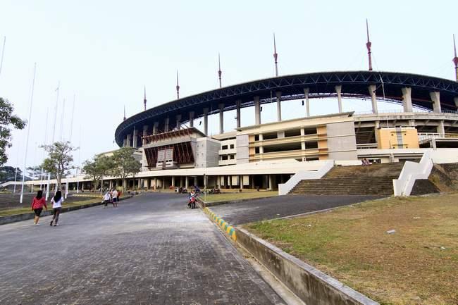 Gubernur Minta Stadion Palaran Disulap Taman Ismail Marzuki Utama Kota