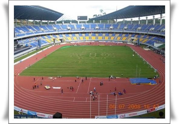 Info Stadion Utama Palaran Kota Samarinda