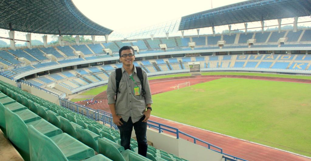 Kerja Balikpapan Samarinda Stadion Utama Kaltim Palaran Kota