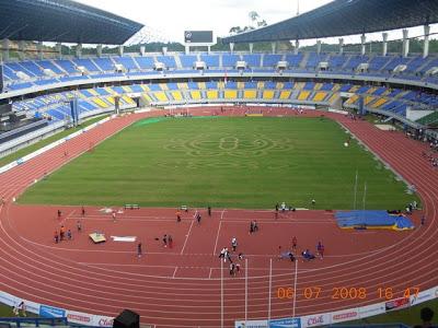 Mengenal Lebih Dekat Stadion Utama Palaran Sekedar Tahu Http 4