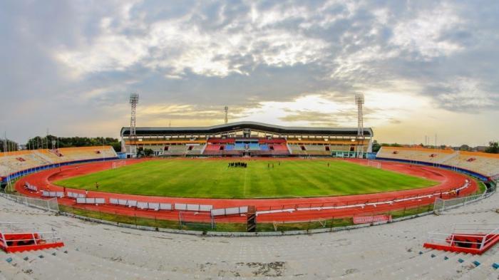 Odie Gaptek Stadion Kategori Indonesia 2016 Utama Palaran Kota Samarinda