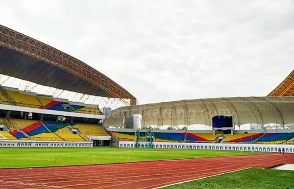 Olahraga Indonesia Mei 2016 Stadion Wibawa Mukti Sebelumnya Dikenal Utama