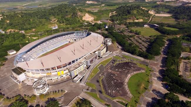 Palaran Potensial Kawasan Mandiri Kaltim Post Stadion Utama Kota Samarinda