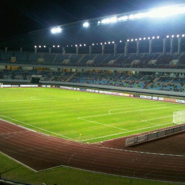 Photos Stadion Utama Kaltim Palaran Samarinda Kalimantan Timur Photo Waluhflyfree
