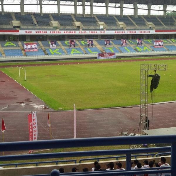 Photos Stadion Utama Palaran 8 Tips Photo Siti Rachmah 10