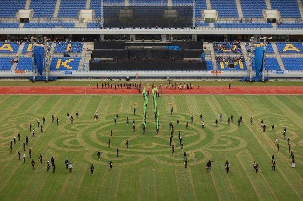 Stadion Indonesia Detikforum Utama Palaran Samarinda Kota