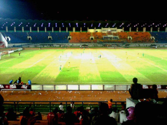 Stadion Samarinda Tkj Sharing Salah Representatif Dimiliki Kota Utama Palaran