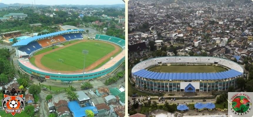 Stadion Segiri Markas Klub Persisam Samarinda Seputar Utama Palaran Kota