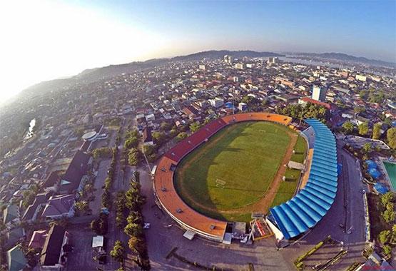 Stadion Segiri Pusamania Borneo Jadwal Isc 2016 Utama Palaran Kota