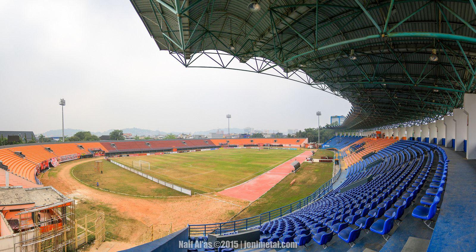 Stadion Segiri Stadiumdb Utama Palaran Kota Samarinda
