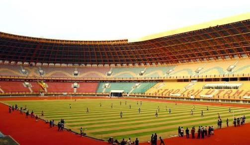 Stadion Terbaik Indonesia 10 Utama Palaran Kota Samarinda