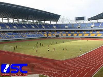 Stadion Termegah Terbaik Indonesia Www Seru Club Palaran Utama Kota