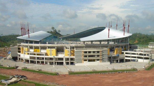 Stadion Utama Palaran Garuda Soccer Kaltim Kota Samarinda