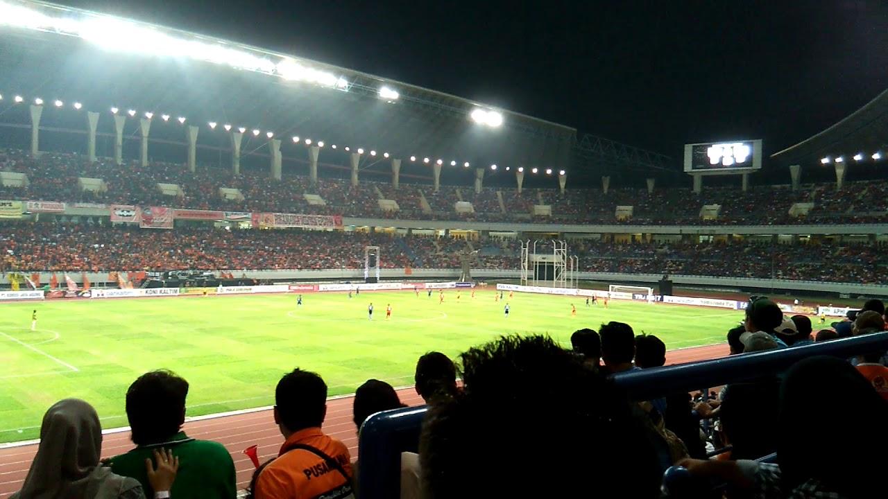 Stadion Utama Palaran Kaltim Youtube Kota Samarinda
