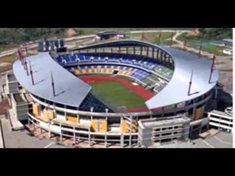 Stadion Utama Palaran Putra Samarinda Indonesia U19 Youtube Kota