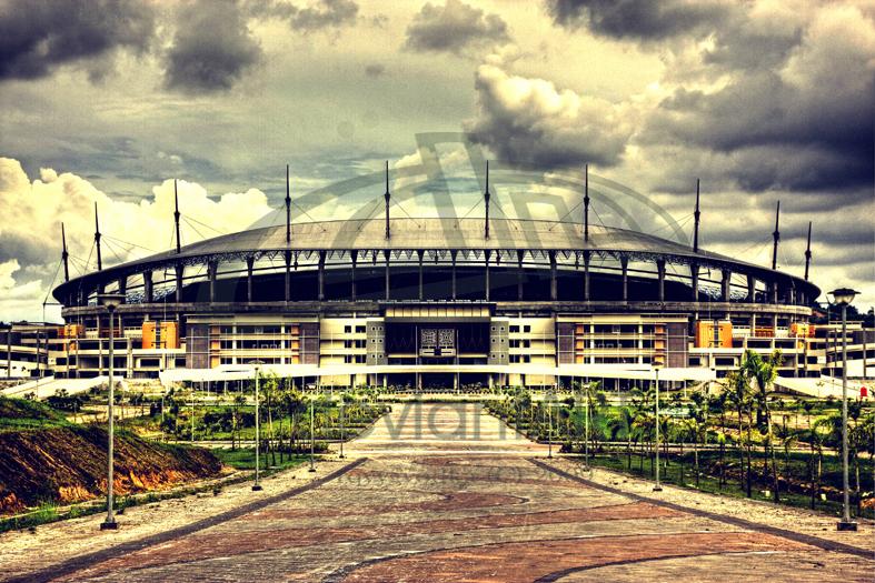 Stadion Utama Palaran Rqyygvodka Deviantart Kota Samarinda