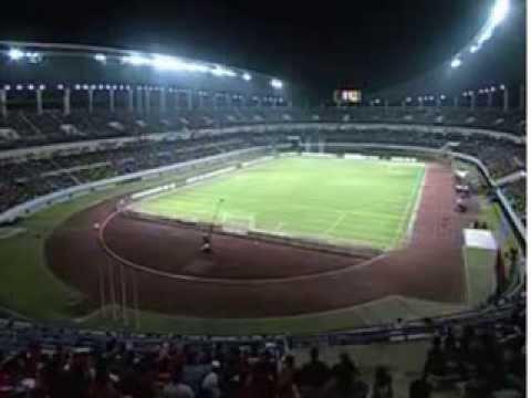 Stadion Utama Palaran Samarinda Menjelang Kick Putra Indonesia 19 14