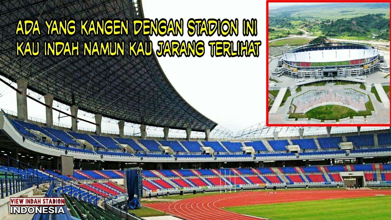 View Indah Stadion Palaran Jarang Terlihat Clip Fail Utama Kota