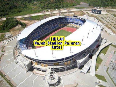 Wajah Stadion Palaran Samarinda Spesialis Venue Piala Gubernur Kaltim Utama