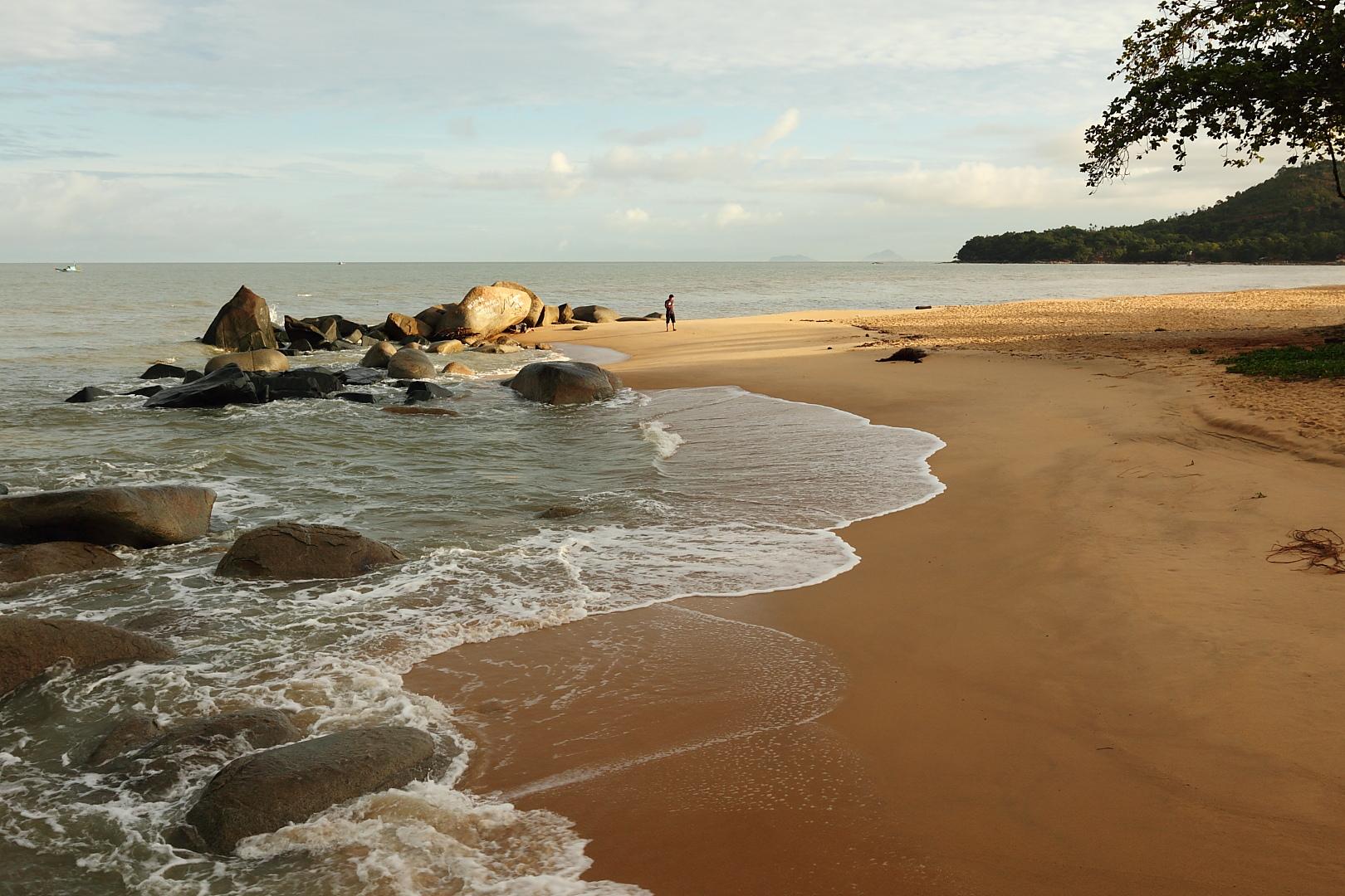 15 Heavenly Singkawang Visit 4 Pasir Panjang Beach Pantai Kura