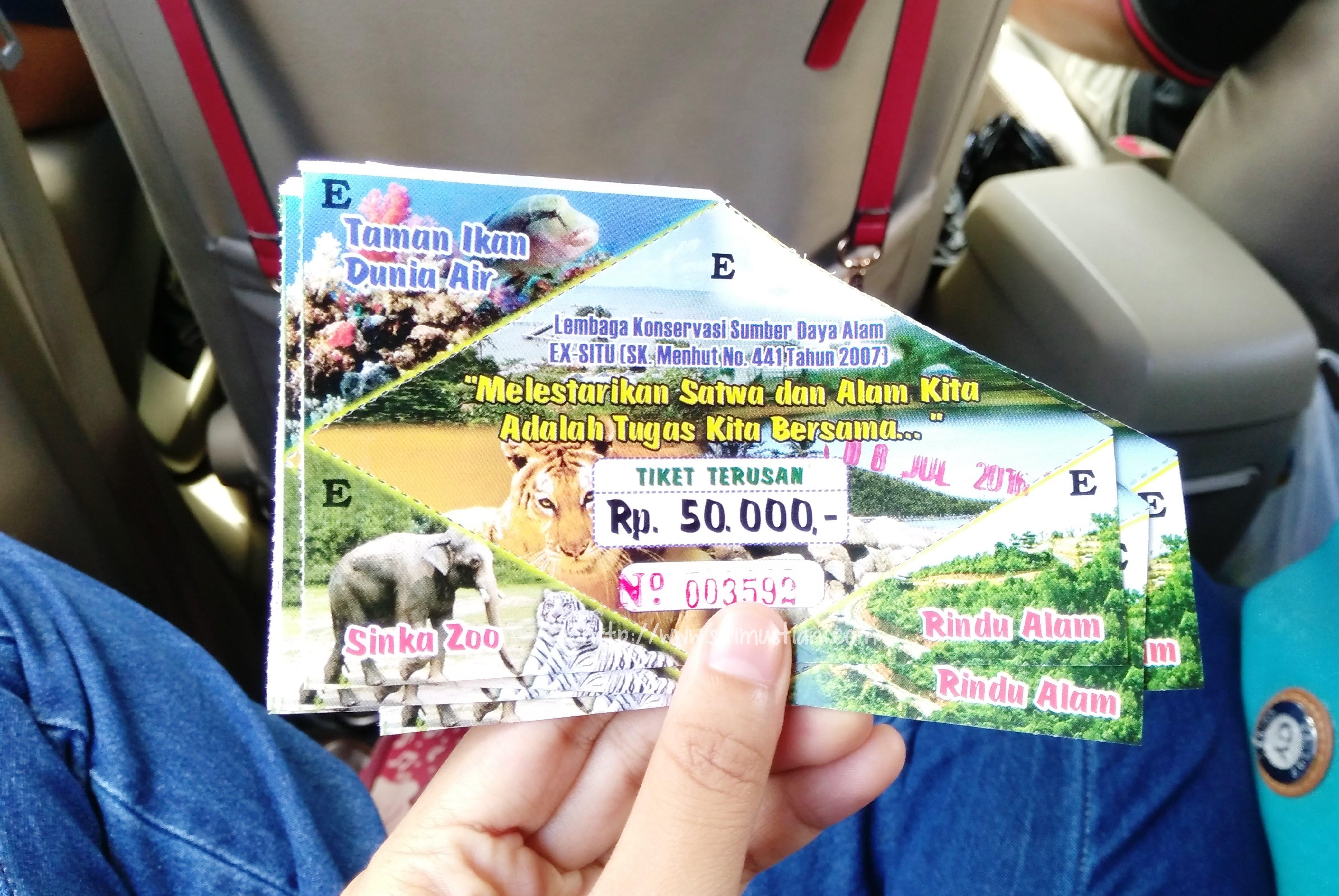 Eksplorasi 5 Lokasi Wisata Tanjung Bajau Beach Singkawang Tiket Masuk