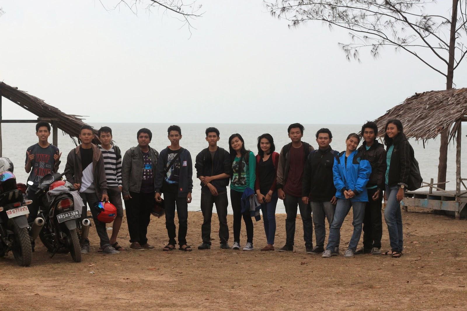 Kura Beach Kalimantan Barat Teknik Informatika Untan Kru Pantai Kota