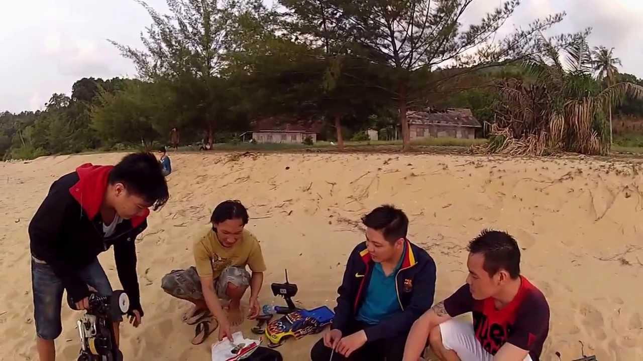 Pantai Kura Beach Kal Bar Singkawang Friends Youtube Kota