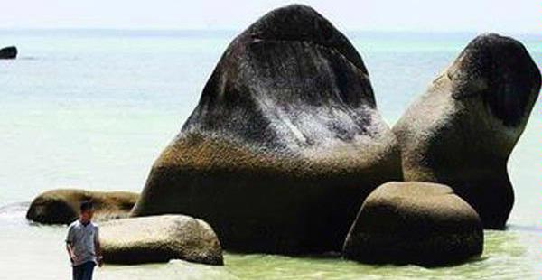 Pantai Kura World Tourism Indonesia Kota Singkawang