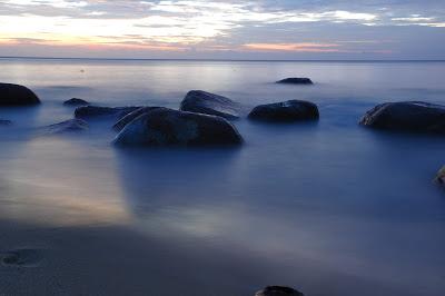 Pantai Kura World Tourism Indonesia Sebuah Terletak Kabupaten Bengkayang Berbatasan