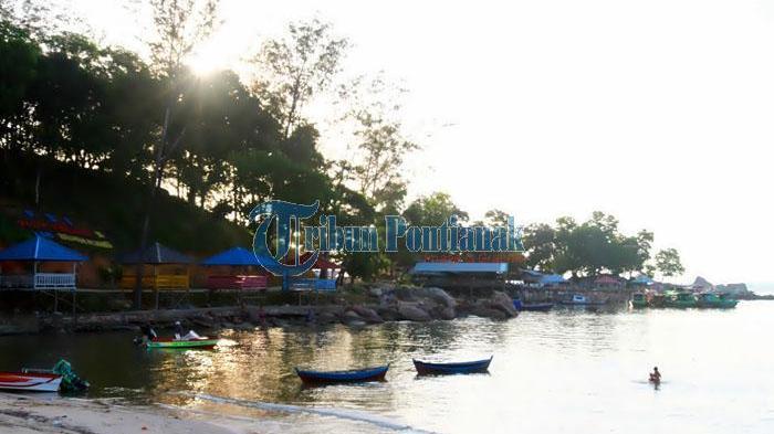 Samudra Indah Kura Dua Pesona Pesisir Bengkayang 20160717 172940 Pantai
