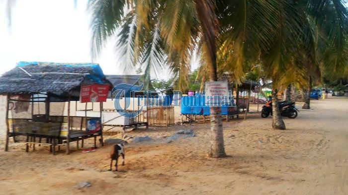 Samudra Indah Kura Dua Pesona Pesisir Bengkayang Pantai Kota Singkawang