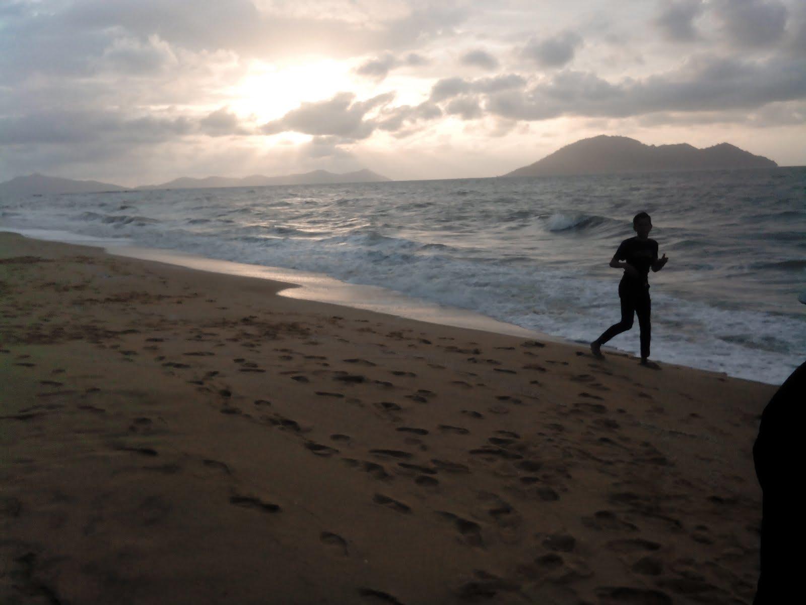 Wisata Pantai Kura Tio Ramadhan Bin Iwan Perawat Fisabilillah Homestay