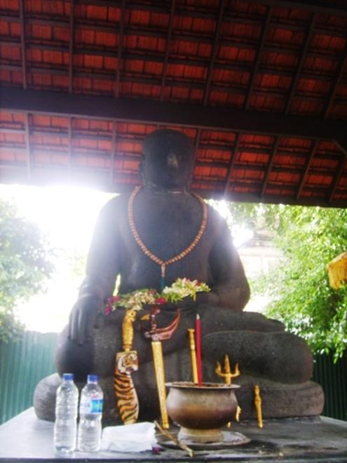 Arca Joko Dolog Simbol Kebesaran Prabu Kertanegara Pusat Kota Ia