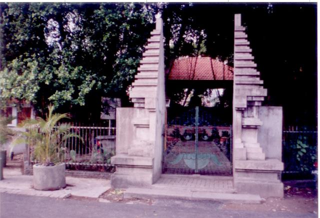 Arca Joko Dolog Simbol Kebesaran Prabu Kertanegara Raja Singhasari Pintu
