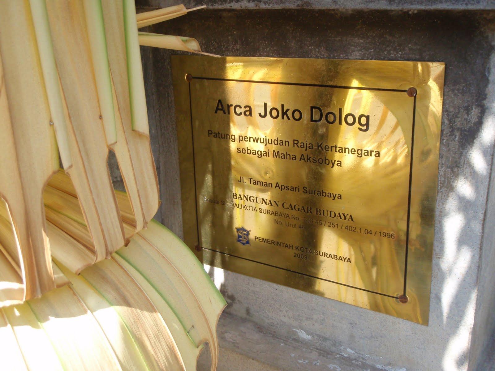 Backpacker Kw 2 Ekspedisi Jawa Timur Part Ii Arca Kertanegara