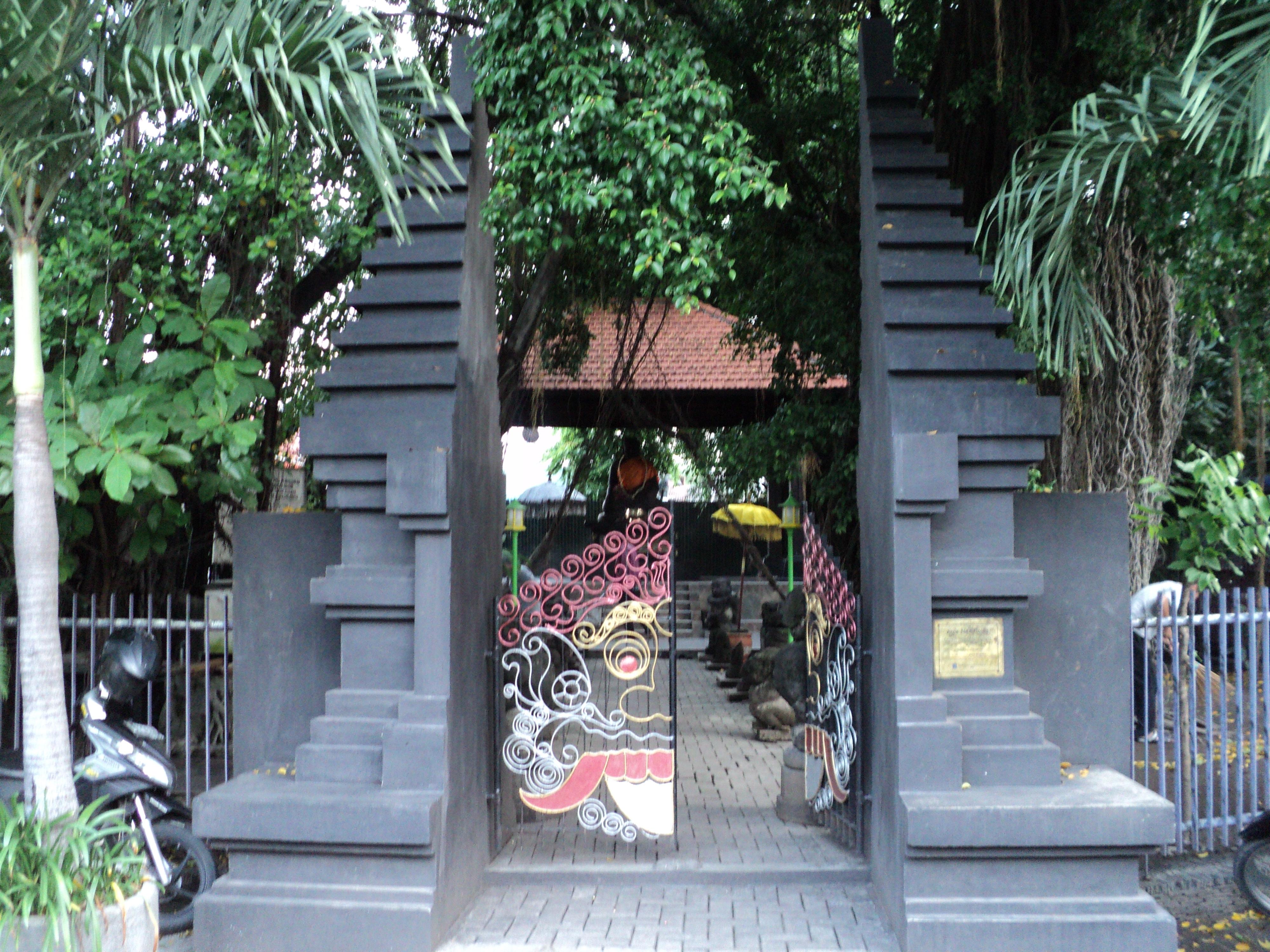Galeri Foto Patung Joko Dolog Pesona Wisata Surabaya Arca Kota
