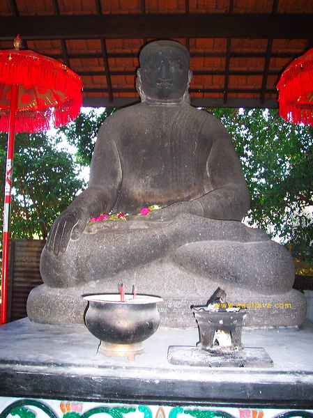 Joko Dolog Patung Budha Dibuat 1289 Arca Kota Surabaya