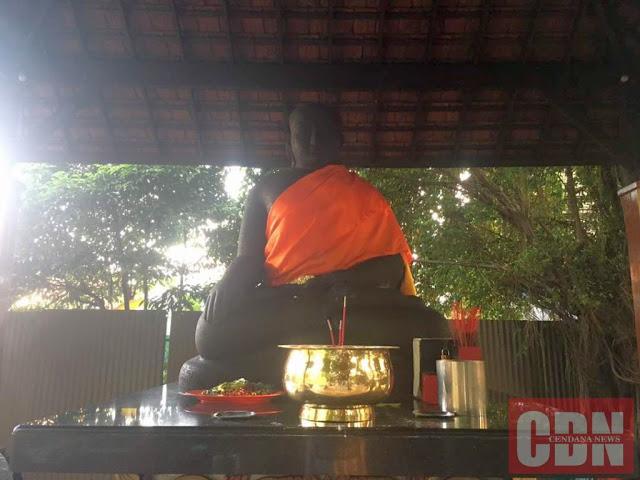 Kerap Dipindah Patung Joko Dolog Kerasan Surabaya Arca Kota