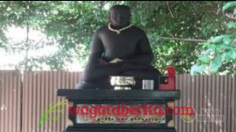 Patung Joko Dolog Satu Satunya Surabaya Wagata Berita Lokasi Berada
