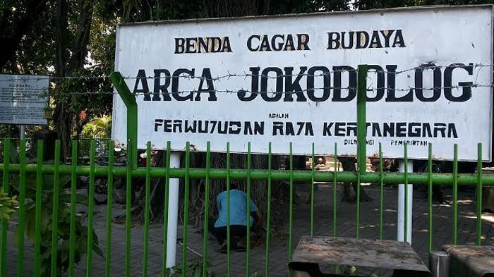 Situs Arca Joko Dolog Surabaya Kota