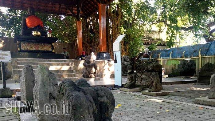 Situs Joko Dolog Potensi Wisata Surya Arca Kota Surabaya
