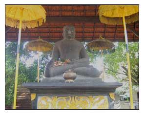 Surabaya Tourism Visit Heart Patung Joko Dolog Arca Kota