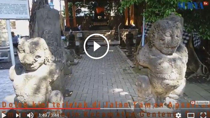 Video Arca Joko Dolog Perwujudan Raja Kertanegara Surya Kota Surabaya