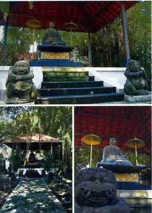Wisata Surabaya Patung Joko Dolog Arca Kota