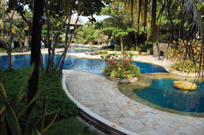 Ciputra Golf Club Hotel Surabaya Resort Modern Citra Raya Kota