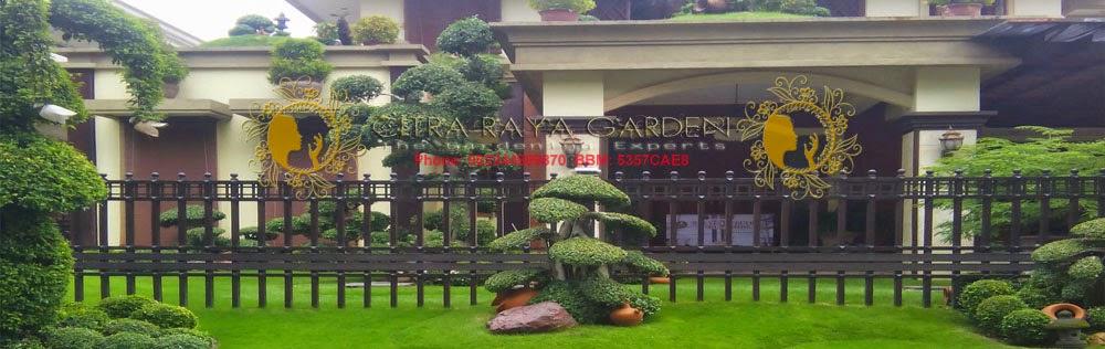Citra Raya Garden Tukang Taman Surabaya Tamanbali Kota