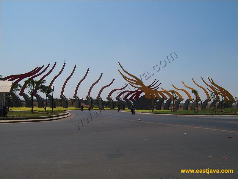 Citraland Surabaya East Java Indonesia Tropical Paradise Citra Land Raya